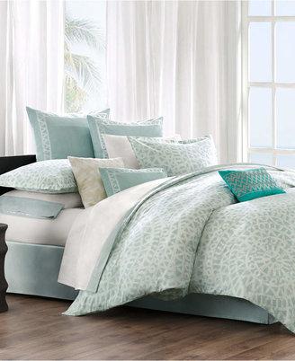 Echo Mykonos King Duvet Cover Mini Set Bedding
