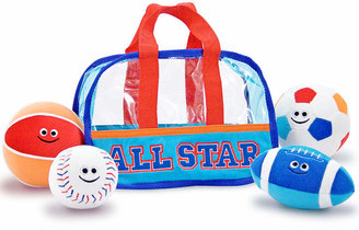 Melissa & Doug Kids Toys, Sports Bag Fill and Spill