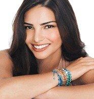 Avon Beaded Adjustable Bracelet