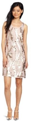 D.E.P.T Women's Sequin Lace Dress