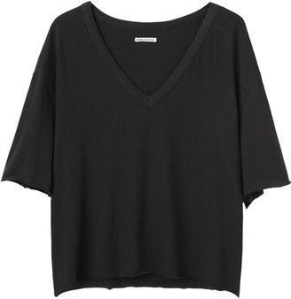 Acne Studios / Fay Linen Oversized T-Shirt
