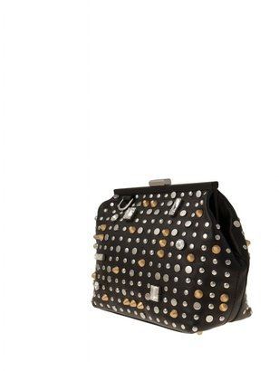 3.1 Phillip Lim Studded Frame Clutch