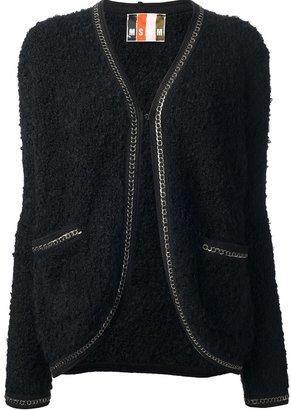 MSGM chain trim jacket