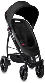 Phil & Teds Smart™ Compact Buggy Bundle in Black