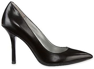 JCPenney Worthington® Maggie Pointy-Toe Leather Pumps