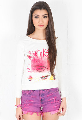 Singer22 RUNWAYDREAMZ Handmade Vintage Hand Dyed Hot Pink/Purple 613 in Hot Pink/Purple