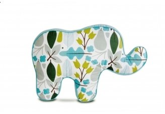 DwellStudio Baby Animal Cushion - Robin Elephant