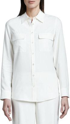 Go Silk Safari Silk Shirt