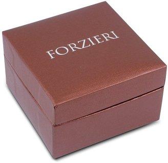 Forzieri Sterling Silver Heart & Scottie Charms Bracelet
