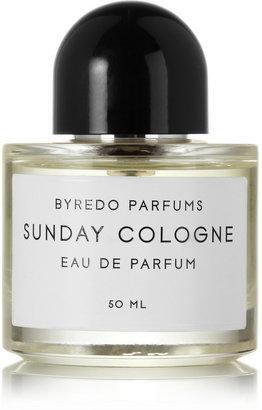 Byredo Sunday Cologne Eau De Parfum - Vetiver & Bergamot