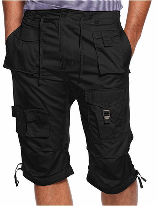 "Sean John Men's Classic Flight Cargo 14"" Shorts, Created for Macy's $64.50 thestylecure.com"
