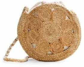 MANGO Sheila Round Mini Bag