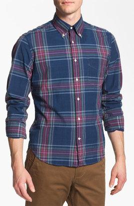 Gant Madras Plaid Woven Shirt