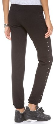 Monrow Studded Sweatpants