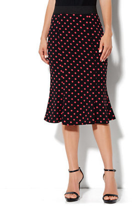 New York & Co. Eva Mendes Collection - Hayley Flare Skirt