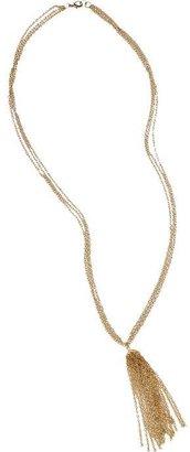Old Navy Women's Tassel Pendant Necklaces