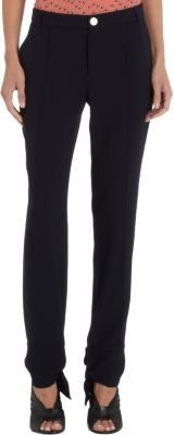 Band Of Outsiders Ankle Tie Pant
