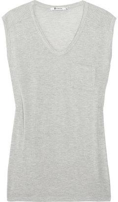 Alexander Wang Classic Muscle jersey T-shirt