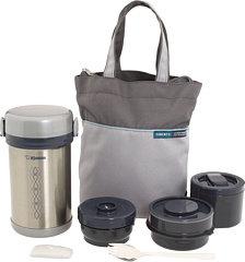 Zojirushi Ms. Bento® Stainless Steel Lunch Jar