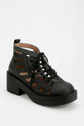 Jeffrey Campbell Tambour Platform Ankle Boot