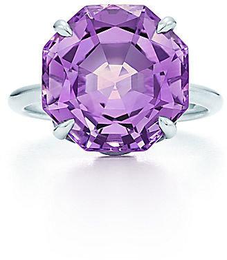 Tiffany & Co. Sparklers:Lavender Amethyst Ring