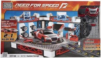 Mega Bloks Dream Garage (Audi R8,Custom R8)