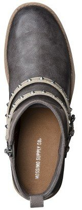 Boots Women's Mossimo Supply Co. Katrina Ankle Grey