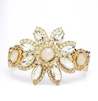 Ann Taylor Chandelier Marquise Statement Bracelet