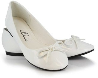 Mila ballet flat costume shoes - adult