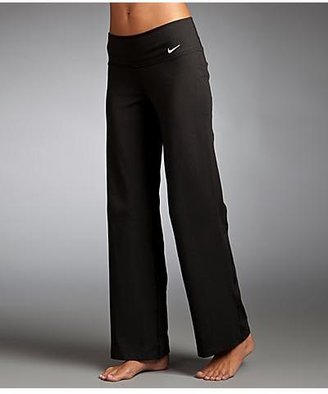Nike Dri-FIT Regular Fit Cotton Sports Pants Activewear