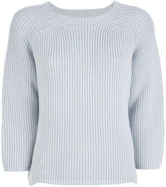 Jil Sander ribbed knit jumper