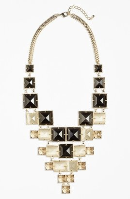 Kendra Scott 'Maddox' Stone Bib Necklace