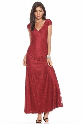 Lovers + Friends Vanity Fair Dress in Scarlet Lace $239 thestylecure.com