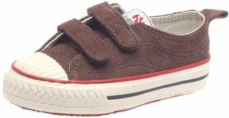 Superga Unisex - Children 298 Suvj Fashion Trainers Red UK