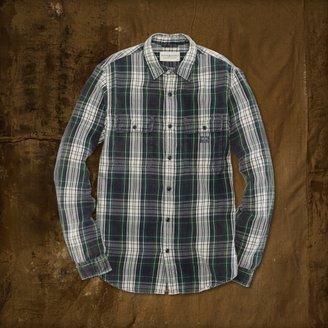 Denim & Supply Ralph Lauren Gordon Flannel Ward Shirt