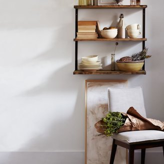 west elm L-Beam Wall Shelf