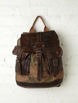 Free People Campomaggi Barbarossa Backpack