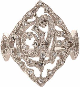 Cathy Waterman Women's LOVE Ring