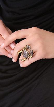 Monserat De Lucca Cancer Ring