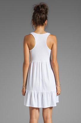 Bobi Light Weight Jersey Tank Dress