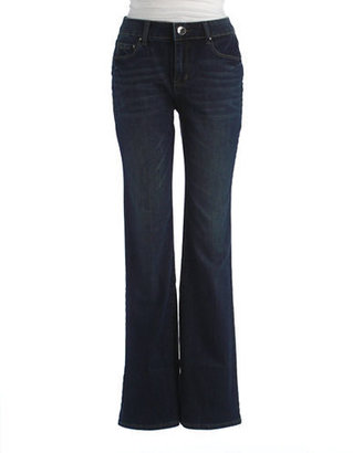 DKNY Soho Boot Leg Jeans