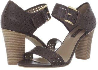 Ecco Omak Perf Sandal (White) - Footwear