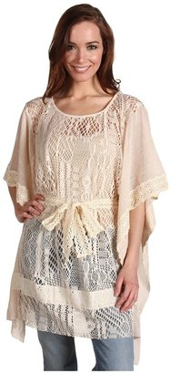 Brigitte Bailey Chantelle Tunic (Nude) - Apparel