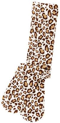 Gymboree Leopard Tight