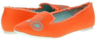 BC Footwear Paint The Town Red (Tangerine Bicycle) - Footwear