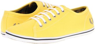 Fred Perry Phoenix Canvas (Nu Yellow) - Footwear