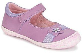 Citrouille et Compagnie RETUNE girls's Shoes (Pumps / Ballerinas) in Purple
