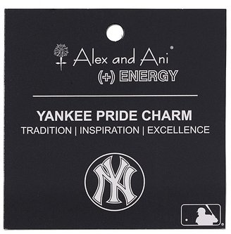 Alex and Ani New York Yankees Cap Logo Bangle