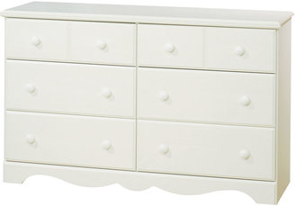 JCPenney South Shore Bailey 6-Drawer Dresser