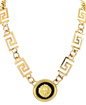 Roial Lion Greco Necklace